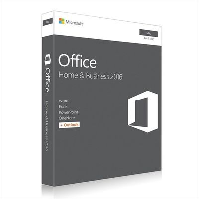 中国 Microsoft MAC Office 2016 Home and Business Web Download Directly サプライヤー